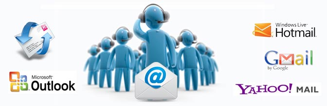 email support in delhi